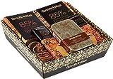 Chocolate Amatller - Chocolates Variados en Cesta Regalo Orígenes - 211 gr.