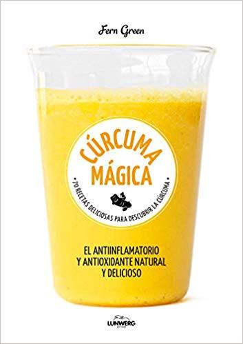libro recetas curcuma magica