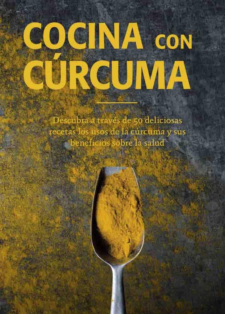 libro recetas cocina con curcuma