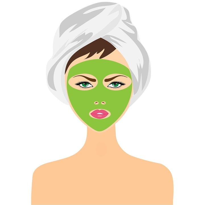 mascarilla de curcuma para la cara